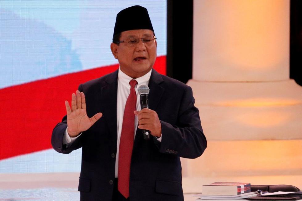"""印尼总统候选人不识""""独角兽""""遭嘲笑"""